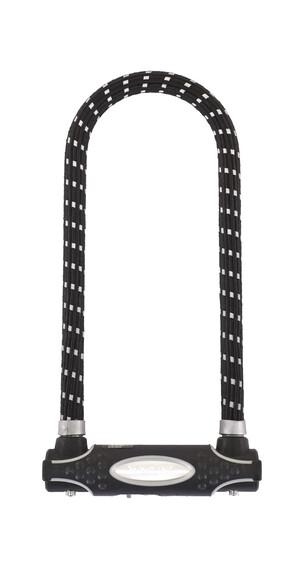 Masterlock 8195 Cykellås 13 mm x 280 mm x 110 mm sort